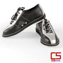Высокое качество 2017 Новый Мужская обувь для боулинга с skidproof единственным профессиональным спорт обувь для мужчины женщины воздухопроницаемый кроссовки