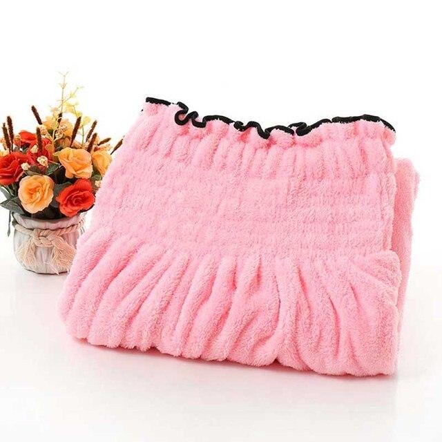 1 pezzo di Tessuto In Microfibra Asciugamani Da Bagno di Modo della signora Da Bagno Da Indossare Gonna Telo da bagno Telo Da Spiaggia Vestito Per Adulti Da Bagno Solido asciugamano