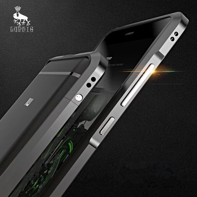 bilder für Ursprüngliche luphie metallstoßdämpfer für xiaomi mi5 mi5s fall luxus aluminium rahmen abdeckung coque für xiaomi m5 mi 5 mi5s phone cases