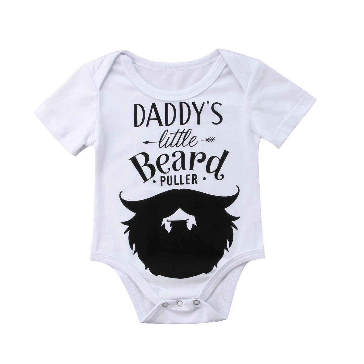 c386fc0909bb Detail Feedback Questions about Funny Newborn Baby Boy Girl Beard ...