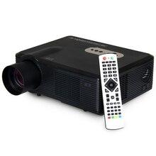 CL720 multifunción 3000LM 1280×800 Pixels HD LED Proyector con TV Analógica Interfaz de Enchufe de LA UE para el Hogar la Educación de negocios