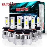 YASTARSZ Auto Car Light H7 Led H4 H1 H3 H8 H11 H13 9005 9006 9007 881
