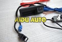 купить RGB REAR VIEW CAMERA Trunk Handle Low Camera KIT FOR JETTA MK5 MK6 TIGUAN RNS510 RCD510 RNS315 по цене 7115.58 рублей