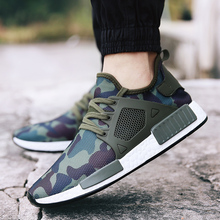 YOGCU Military Camouflage Men Outdoor Shoes 2017 Summer Krasovki Army Green Trainers Ultra Boosts Zapatillas Deportivas Hombre
