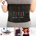 Hopeforth Soporte Lumbar Brace Venta Caliente de La Manera de Malla Transpirable Cuatro Aceros Placa de Protección para la Espalda Cinturón Ayuda de la Cintura