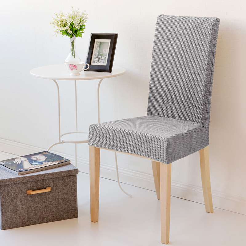 cheap dining room chair | Stylish silver Dining Room Cheap Chair Covers-in Chair ...