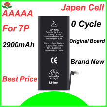 ISUN original quality  0 cycle mobile battery for iPhone 7 Plus 2900mAh 3.82V replacement
