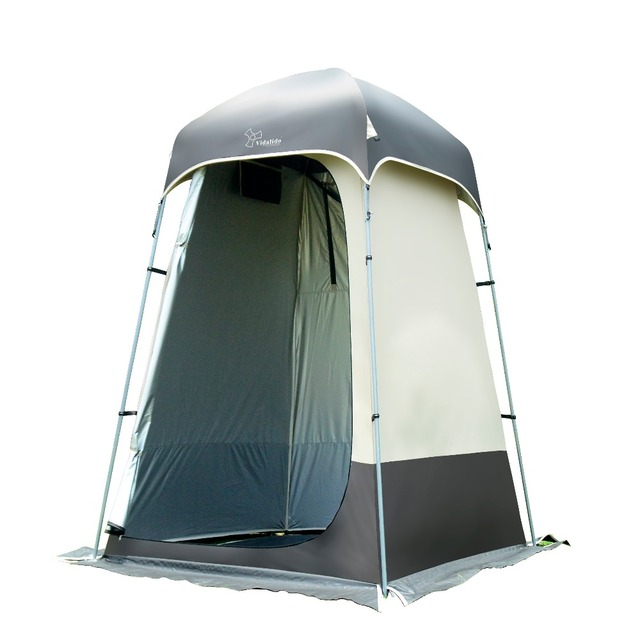 Camping Shower Tent /Toilet/Dressing Changing Room Tent Movable