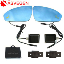 Asvegen BSD BSA BSM Blind Safer Spot Detection System Microwave Monitoring Assistant Car Driving Security Rader