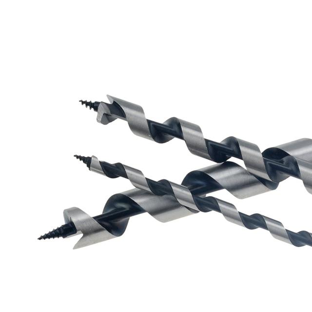 12Pcs SPEED Fast Cut Spade Bits Auger Wood Drill Bits Holesaw Joiner Carpenter
