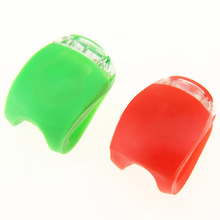 Red Green Wireless Night LED Light With font b Battery b font Inside For RC Models