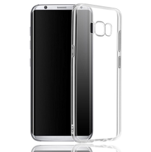 Do Samsung Galaxy J3 J5 J7 2017 J7 A5 A7 2016 S4 S3 S5 S6 S7 krawędzi S8 S9 S10 Plus J2 J5 Prime przezroczysty TPU miękkie etui Capa tanie tanio ANNUOSENCHIP Zwykły Aneks Skrzynki Soft silicon TPU cover Anti-knock Odporna na brud Galaxy s6 Galaxy s6 krawędzi Galaxy S7