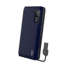WST Power Bank 10000mAh LED Digital Display Portable Externa