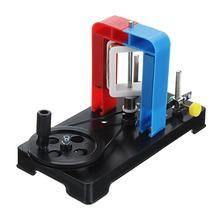 DIY ручной генератор электроэнергии модель AC-DC электрический генератор физический эксперимент развивающие игрушки