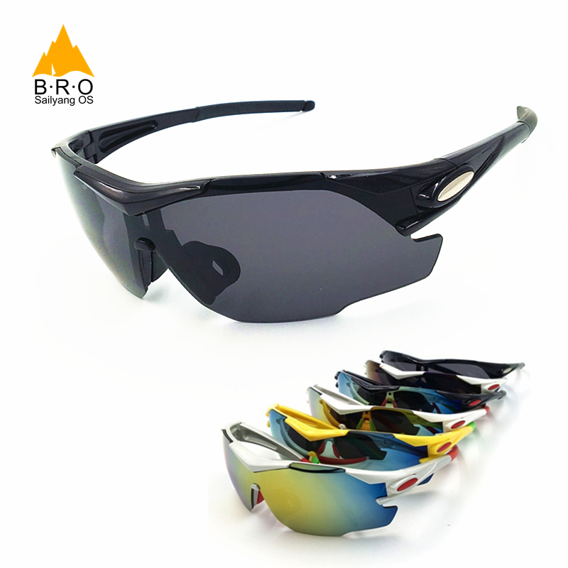 running sunglasses mens ros0  2017 Brosailyang Frameless Cycling Glasses Men Women Running Sports Bicycle  Glass Cycling Sunglasses Eyewear Oculos Ciclismo