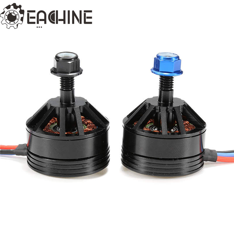 New Arrival RC Quadcopter 2205 2300KV 2S-4S CW CCW Brushless Motor For Eachine Racer 250 PRO FPV Drone Spare Part lhi fpv 4x mt2206 2300kv cw ccw fpv brushless motor 2 4s 4 pcs racerstar rs20a lite 20a blheli s bb1 2 4s brushless esc