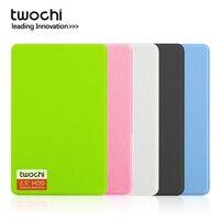 新スタイル TWOCHI A1 5 色オリジナル 2.5 ''USB2.0 外部ハードドライブ 80 ギガバイトのポータブル HDD 収納ディスクプラグとで再生販売