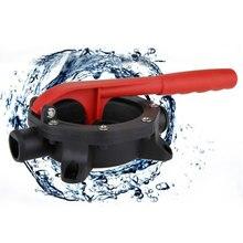 720 GPH Manual Water Pump Plastic Diaphragm Boat Marine Hand Bilge Water Pump Self priming Pump for pumping bilge water diesel