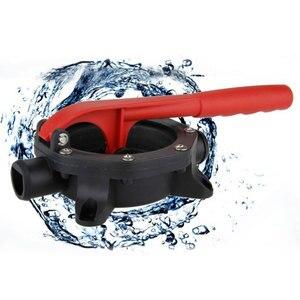 Image 1 - 720 GPH Manuelle Wasserpumpe Kunststoff Membran Boot Marine Hand Bilge Wasserpumpe Selbst pumpe für pumpen bilge wasser diesel