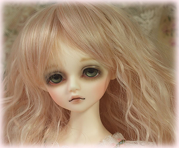 1/4 scale 43cm  BJD nude doll DIY Make up,Dress up SD doll.luts Kid Delf CHERRY Girl .not included Apparel and wig 1 4 scale bjd lovely cute bjd sd human body kid serin
