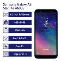"Samsung Galaxy A9 A6058 Smartphone 6.0"" FHD Samsung Mobile Phones"