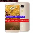 LeEco LeTV Le Max 3 X850 смартфон с 5,7 дюймовым дисплеем, восьмиядерным процессором Snapdragon 821, ОЗУ 6 ГБ, ПЗУ 64 ГБ, 16 МП, 3900 мАч, 4G LTE