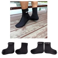 3mm Neoprene Water Diving Socks Swimming Boots Prevent Scratches Warming Non Slip Snorkeling Boots Surfing Fin