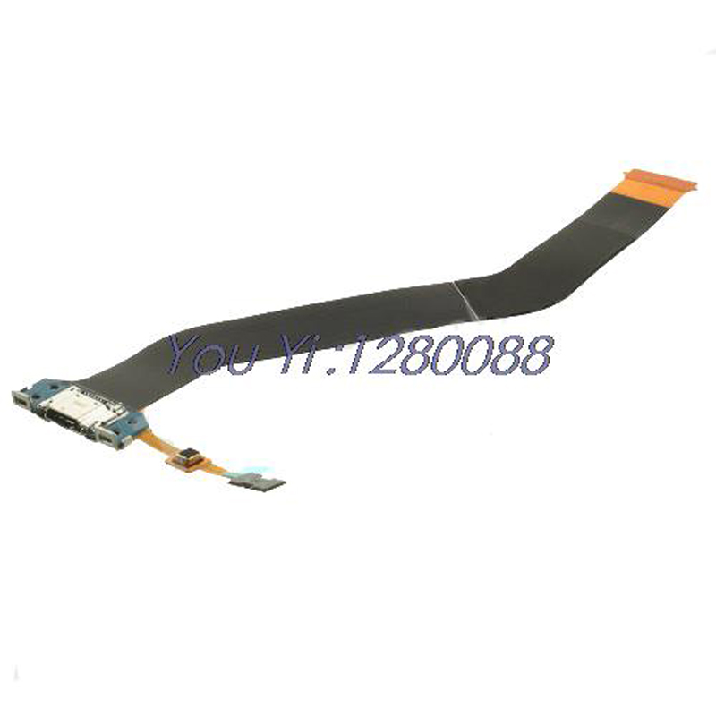 wifi Trustful Cfyouyi T530 Charging Port Flex Cable Replacement For Samsung Galaxy Tab 4 10.1 Sm-t530 Usb Connector Dock Flex