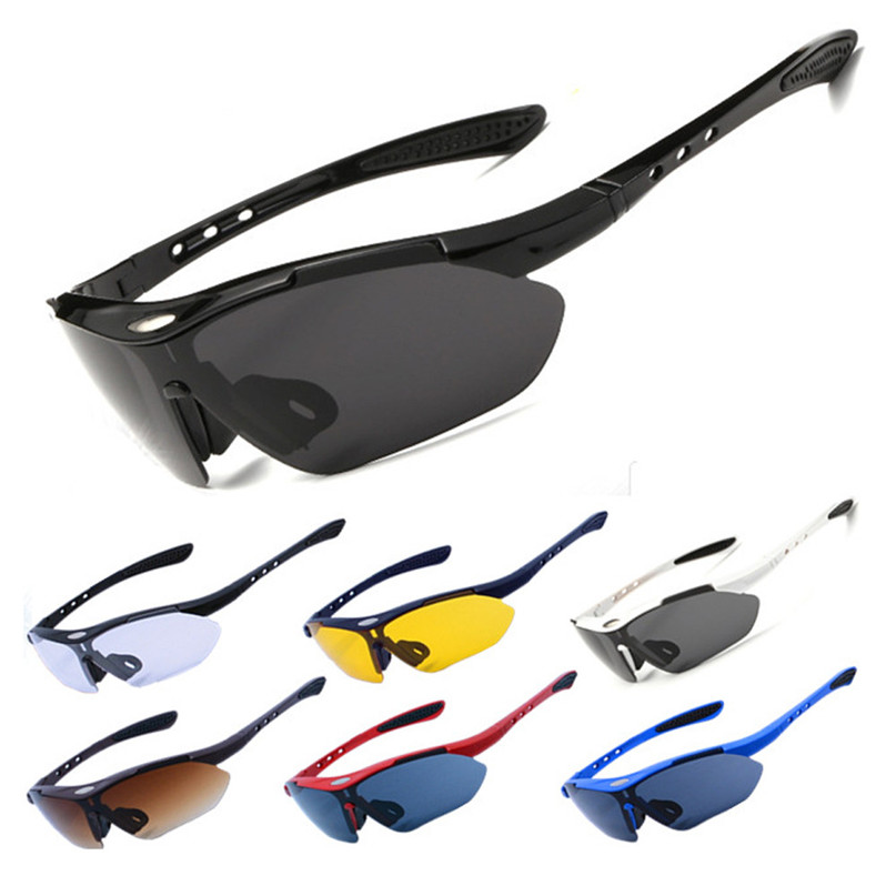 Polarized Sunglasses Bicycle Glasses in Cycling Eyewear Mountain Biking Ski Cycling Glasses Sport Glasses oculos ciclismo #2M11