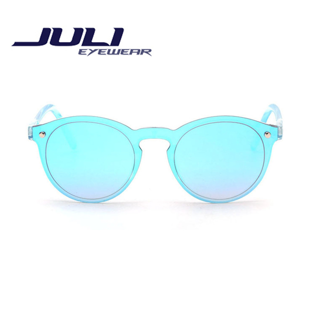 740aa7a2e3c8 JULI Round Circle Sunglasses Women Retro Vintage Sun glasses for Women  Brand Design Sunglasses Female Oculos