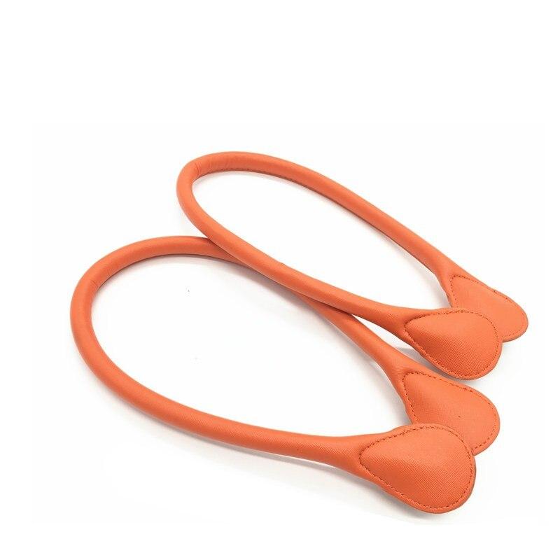 orange PU handle