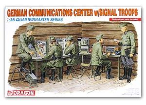 Dragon World War Two 1//6 German Communications champ téléphone