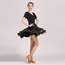 3 color latin dress latin dance costumes for women salsa dress latina dress for dance competition latin dance tango dress fringe