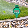 2017 High Quality Water Timer Waterproof Automatic Watering Timer Electronic Garden Irrigation Timer Solenoid Valve Sprinkler