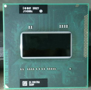 Image 2 - إنتل كور i7 2630QM 2 جيجا هرتز 6MB المقبس G2 المحمول معالج وحدة المعالجة المركزية i7 2630QM SR02Y