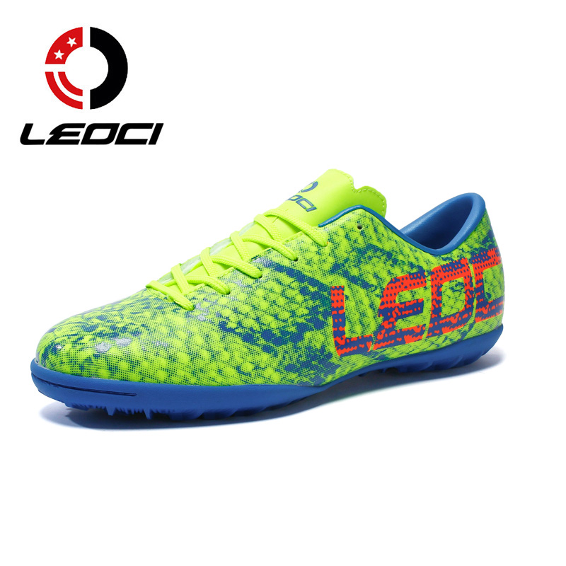 Men Boys Soccer Cleats Shoes Outdoor Football Shoes Sports Sneakers Adult