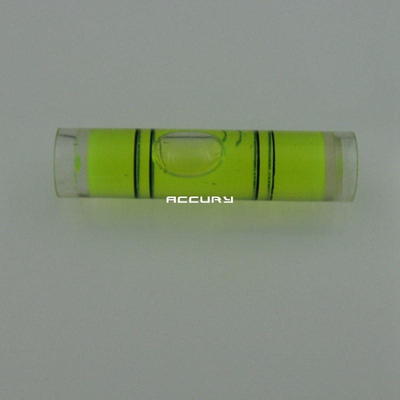 ⊹Haccury 1 unids 9.5*40mm foto Marcos nivel de burbuja mini ...
