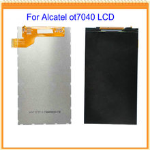 100% Guarantee Tested Good for Alcatel One Touch Pop C7 OT7040 7040 7040d LCD Screen Digitizer Fast Shipping