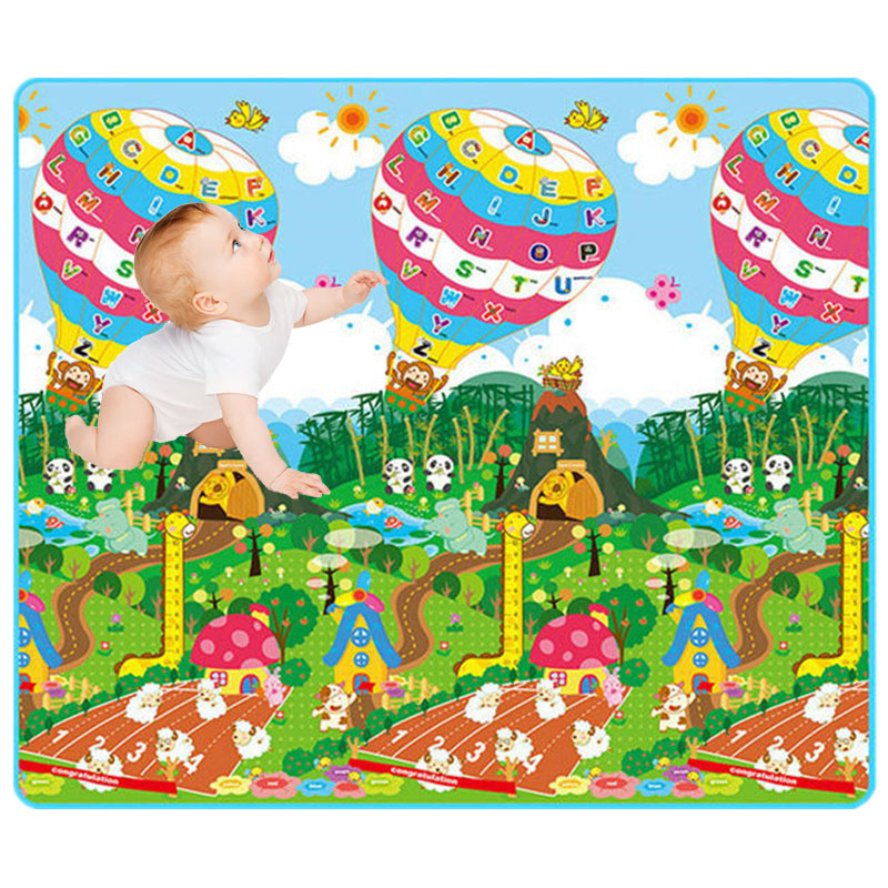 Baby Toys Play Mat 0 5cm Thick For Children S Playmat Kids