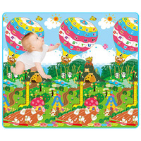 Baby Toys Play Mat 0.5cm Thick for Children's Playmat Kids Rug Developing Mat EVA foam Play Game Mats Baby Crawling Mat