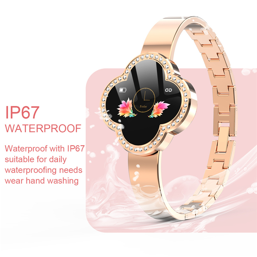 Women Smart Watch S6 Smart Bracelet Reloj Blood Pressure Heart Rate Monitor Fitness Tracker Sport Wristband