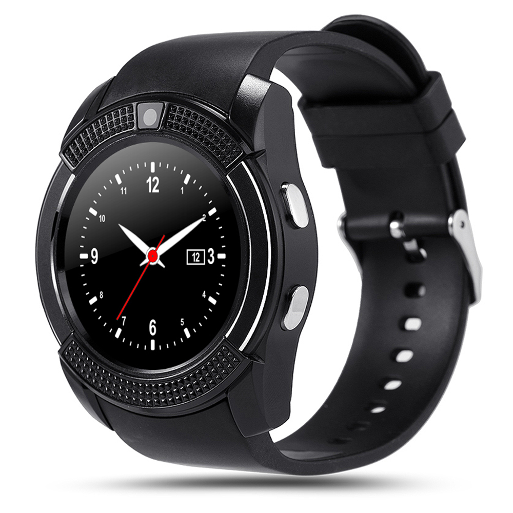 Original Sport Watch Full Screen Smart Watch For Android Match Smartphone Support TF SIM Card Bluetooth