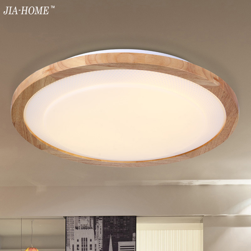 Nordic wooden ceiling light with remote control for bedroom living room flush mount ceiling light home fixture lamps promotion free shipping chinese style ceiling lamps designers glass flush mount lighting fixture for living room bedroom