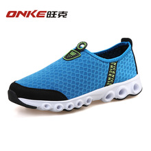 Mens running shoes ladies ultra light mesh sports spring summer breathable outdoor blue