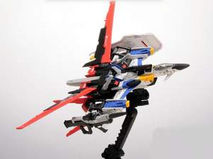 DRAGON MOMOKO Gundam assembly model MG 1/60 FX-550+AQM/E-X01 Skygrasper+Aile Striker Mobile Suit kids toys(China)