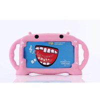 Healthy Non Toxic 2018 New Shockproof 3D Kids Case For Samsung Galaxy Tab 3 7 0