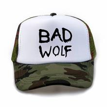 fashion bad wolf Baseball Caps Mens Hat High quality baseball cap Casual for Men women hat summer Mesh tricker