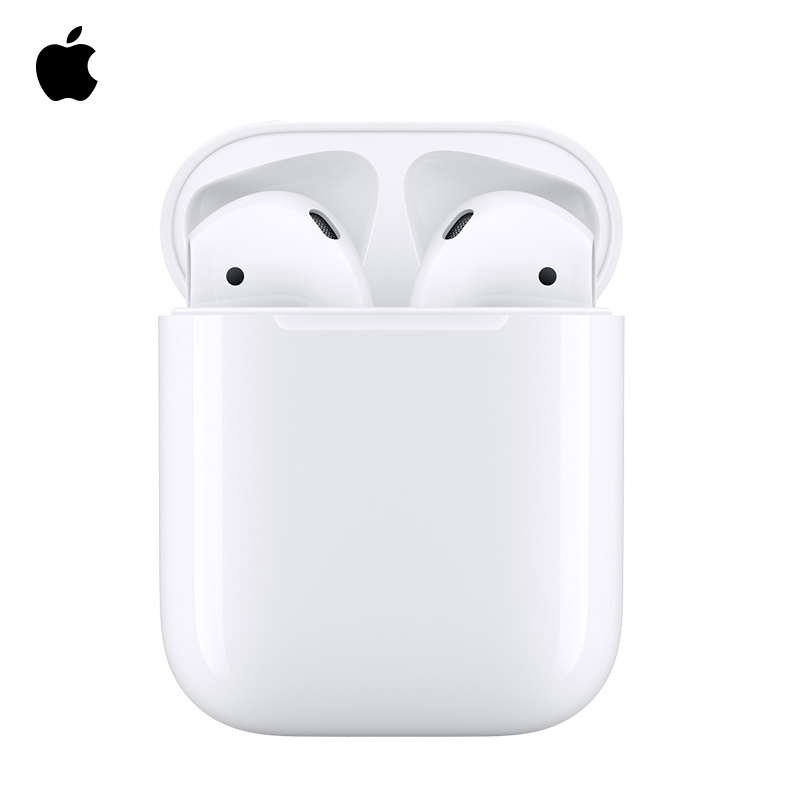 Apple AirPods avec étui de charge, casque bluetooth sans fil, portable