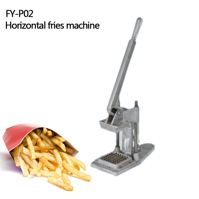 1pc Manually potato slicer Sticks Cutting Machine cutting French Fries Machine Cut fries radish cucumber machine vegetable diced cutting strip cut grain machine cucumber potato cutting machine manual radish cutting machine