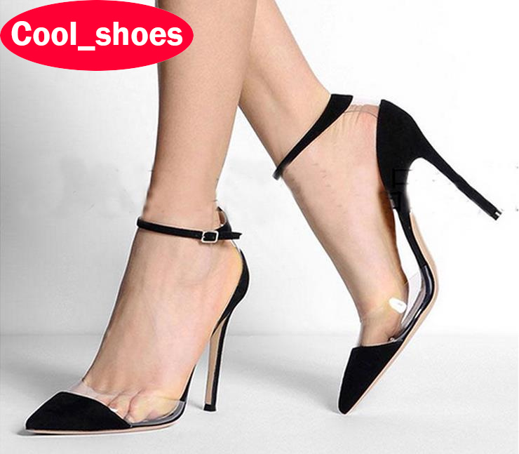 2017 Fashion Party Shoes Women Sexy Pointed Toe